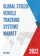 Global Stolen Vehicle Tracking Systems Market Size Status and Forecast 2021 2027