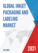 Global Inkjet Packaging and Labeling Market Size Status and Forecast 2021 2027