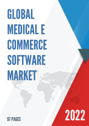 Global Medical E Commerce Software Market Size Status and Forecast 2021 2027