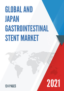 Global and Japan Gastrointestinal Stent Market Insights Forecast to 2027
