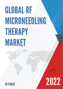 Global RF Microneedling Therapy Market Size Status and Forecast 2021 2027