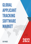 China Applicant Tracking Software Market Report Forecast 2021 2027