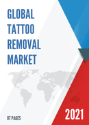 Global Tattoo Removal Market Size Status and Forecast 2021 2027