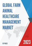 Global Farm Animal Healthcare Management Market Size Status and Forecast 2021 2027