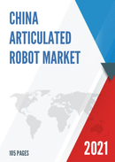 China Articulated Robot Market Report Forecast 2021 2027