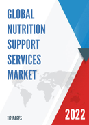 Global Nutrition Support Services Market Size Status and Forecast 2021 2027