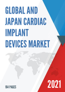 Global and Japan Cardiac Implant Devices Market Insights Forecast to 2027
