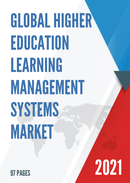 Global Higher Education Learning Management Systems Market Size Status and Forecast 2021 2027