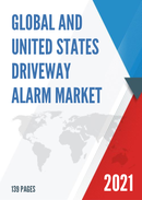 Global and United States Driveway Alarm Market Insights Forecast to 2027