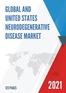 Global and United States Neurodegenerative Disease Market Size Status and Forecast 2021 2027