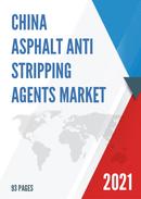 China Asphalt Anti Stripping Agents Market Report Forecast 2021 2027
