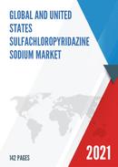 Global and United States Sulfachloropyridazine Sodium Market Insights Forecast to 2027