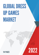 Global Dress Up Games Market Size Status and Forecast 2021 2027