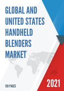 Global and United States Handheld Blenders Market Insights Forecast to 2027