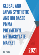 Global and Japan Synthetic and Bio based PMMA Polymethyl Methacrylate Market Insights Forecast to 2027