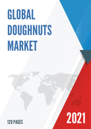Global Doughnuts Market Size Manufacturers Supply Chain Sales Channel and Clients 2021 2027