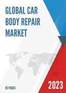 Global Car Body Repair Market Size Status and Forecast 2021 2027