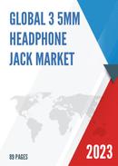 Global 3 5mm Headphone Jack Market Size Status and Forecast 2021 2027