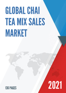 Global Chai Tea Mix Sales Market Report 2021