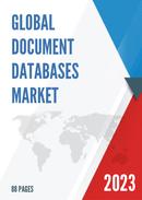 Global Document Databases Market Size Status and Forecast 2021 2027