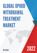 Global Opioid Withdrawal Treatment Market Size Status and Forecast 2021 2027
