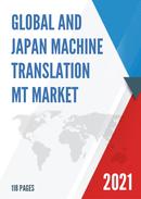Global and Japan Machine Translation MT Market Size Status and Forecast 2021 2027