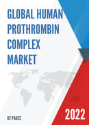 Global Human Prothrombin Complex Market Size Manufacturers Supply Chain Sales Channel and Clients 2021 2027