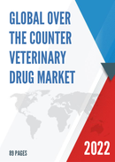 Global Over The Counter Veterinary Drug Market Size Status and Forecast 2021 2027