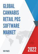 Global Cannabis Retail POS Software Market Size Status and Forecast 2021 2027