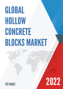 Global and United States Hollow Concrete Blocks Market Insights Forecast to 2027