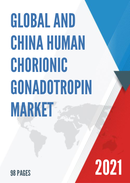Global and China Human Chorionic Gonadotropin Market Size Status and Forecast 2021 2027