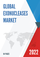 Global Exonucleases Market Size Status and Forecast 2021 2027