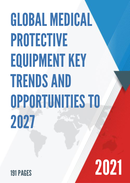 Global Medical Protective Equipment Key Trends and Opportunities to 2027