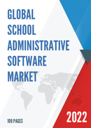 Global School Administrative Software Market Size Status and Forecast 2021 2027