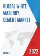 Global and United States White Masonry Cement Market Insights Forecast to 2027