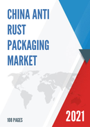 China Anti rust Packaging Market Report Forecast 2021 2027