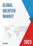 Global Goldfish Market Size Status and Forecast 2021 2027