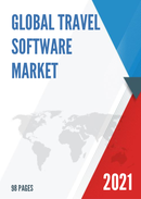 Global Travel Software Market Size Status and Forecast 2021 2027