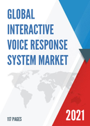 Global Interactive Voice Response System Market Size Status and Forecast 2021 2027
