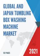 Global and Japan Tumbling Box Washing Machine Market Insights Forecast to 2027