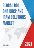 Global DDI DNS DHCP and IPAM Solutions Market Size Status and Forecast 2021 2027