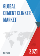 Global Cement Clinker Market Size Manufacturers Supply Chain Sales Channel and Clients 2021 2027