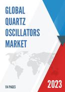 Global Quartz Oscillators Market Size Manufacturers Supply Chain Sales Channel and Clients 2021 2027