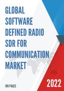 Global Software Defined Radio SDR for Communication Market Size Status and Forecast 2021 2027