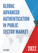 Global Advanced Authentication in Public Sector Market Size Status and Forecast 2021 2027