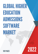 Global Higher Education Admissions Software Market Size Status and Forecast 2021 2027