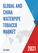Global and China Waterpipe Tobacco Market Insights Forecast to 2027