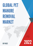 Global Pet Manure Removal Market Size Status and Forecast 2021 2027