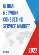 Global Network Consulting Service Market Size Status and Forecast 2021 2027