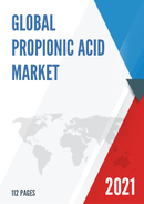 Global Propionic Acid Market Size Manufacturers Supply Chain Sales Channel and Clients 2021 2027